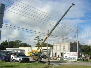Collisiontec's Building Under Construction