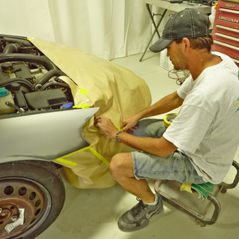 Auto body Repair Shop 33760