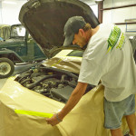 Auto Body Collision Repair Shop 33760