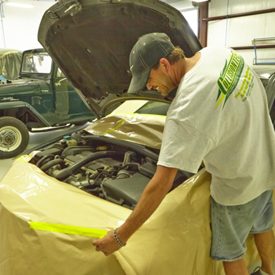 Auto Body Collision Repair Shop 33760